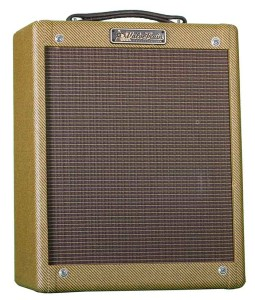 ValveTrain 205 Tall Boy - 5 Watt Tweed Amp - Front View