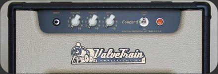 ValveTrain Concord - Front Panel