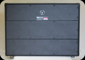 ValveTrain Revolution Series 2x12 Extension Cabinet - Rear View