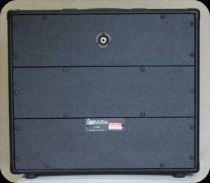 ValveTrain Amplification 1x12 Extension Cabinet - Rear View