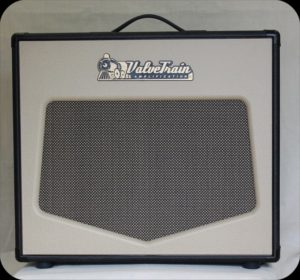 ValveTrain Amplification 1x12 Extension Cabinet - Front View