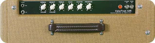 ValveTrain 635 - Control Panel